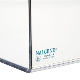Thermo Scientific™ Nalgene™ Acrylic Benchtop Beta Radiation Shield, 46cm wide