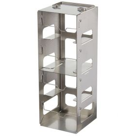 Thermo Scientific™ CryoBox™ Freezer Racks, 14 x 14.3 x 40.6cm, 7 compartment