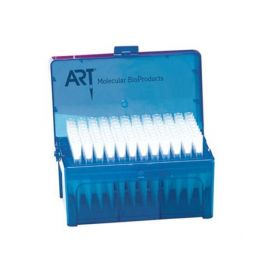 Thermo Scientific™ ART™ Barrier Pipette Tips, 1250 Reach LR, Hinged rack