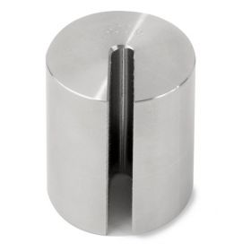Troemner™ Slotted Stainless-Steel Individual Weights
