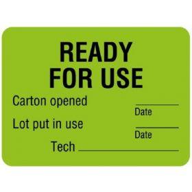 UAL™ Calibration Labels