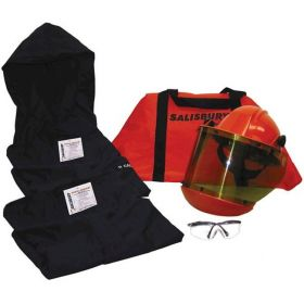 Honeywell Salisbury™ HRC2 12 Cal/Cm2 Coat and Pant Kit