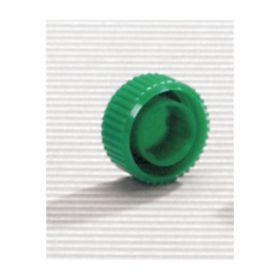 Thermo Scientific™ Screw Cap Microcentrifuge Tube Caps, green