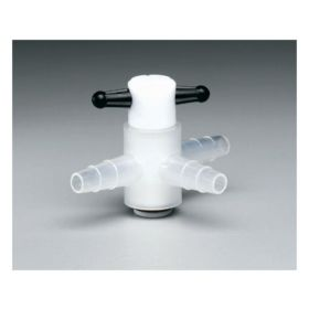 Thermo Scientific™ Nalgene™ Three-way Stopcock, 2mm