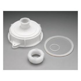 Thermo Scientific™ Nalgene™ Closed-Dome Bio Tank Closure with Mixer Support Assembly