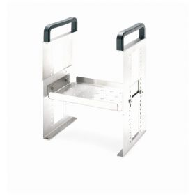 Thermo Scientific™ Rack Insert for 160-0026, Thermo Scientific™ Refrigerated and Heated Bath Circulators, Includes top and bottom panel that will hold up to 8 test tubes that are 25mm dia.