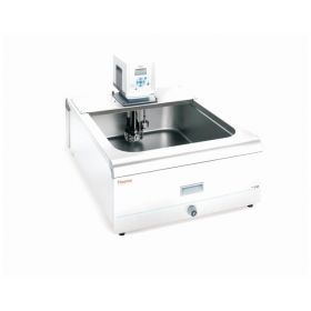 Thermo Scientific™ SAHARA S49 Stainless-Steel Heated Bath Circulator, PC201-S49, Ambient +13 to 200°C, 200-230V/50-60Hz, 53L