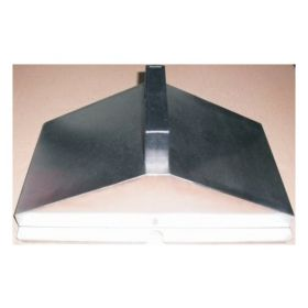 Thermo Scientific™ Gable Cover for Lindberg/Blue M™ Water Baths, Stainless steel for model WB1110