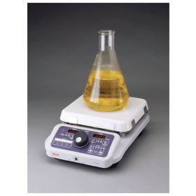 Thermo Scientific™ Super-Nuova™ Digital Hotplate, 4L, ceramic, 7.25 in, 1°-370°C, 120V/60Hz