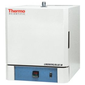 Thermo Scientific™ Lindberg/Blue M™ Moldatherm™ Box Furnace, 18.4 L, multiple seg/1 prog/OTP control, 208/240V 50/60Hz, 3500W