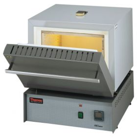 Thermo Scientific™ Thermolyne™ Premium Large Muffle Furnace, digital programmable control with 4 programs, 16 segments each, D1, 240V