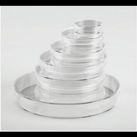 60/100/150mm TC dish, w gripping ring
