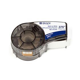 """Brady Label Cartridge BDY#M21-375-461, White (1"""" W x 21' H)"""