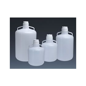 Thermo Scientific™ Nalgene™ Round Carboys; LDPE Without Spigots