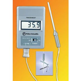 Fisher Scientific™ Traceable™ RTD Platinum Freezer Thermometer