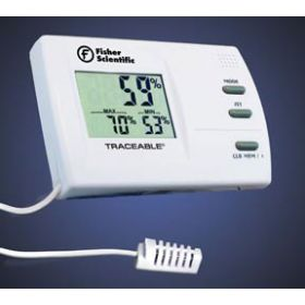 Fisher Scientific™ Traceable™ Remote Alarm RH/Temperature Monitor