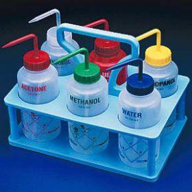 Bel-Art™ Scienceware™ Wash Bottle Carrier