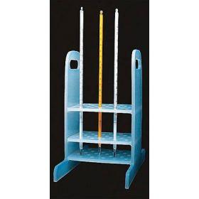 Fisherbrand™ Polyethylene Thermometer Rack