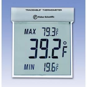 Fisher Scientific™ Traceable™ Big-Digit See-Thru™ Thermometer