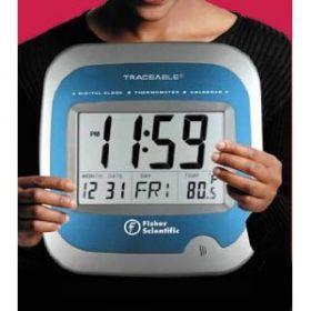 Fisher Scientific™ Traceable™ Clock/Thermometer/Calendar